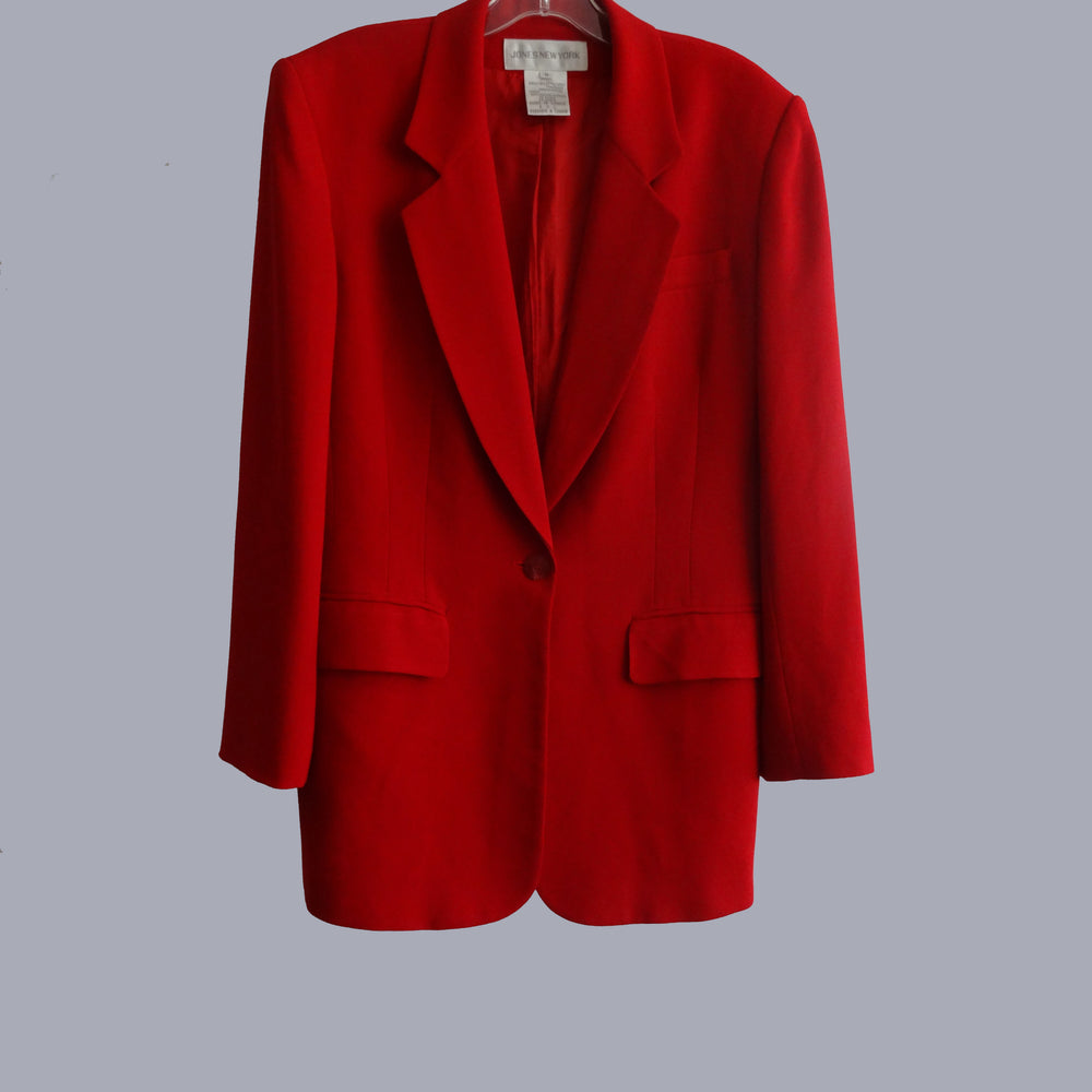 Jones New York Blazer: Size 8