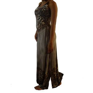 Maxi Dress with X-Back Adjust straps