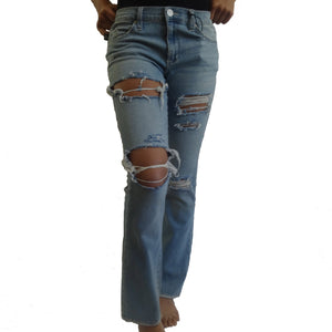Chi-Wee's Treasure Rock & Republic Ripped Jeans: Size 6