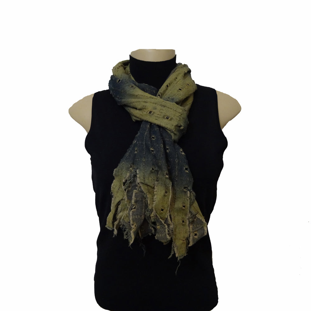 Miztique Denim Scarf