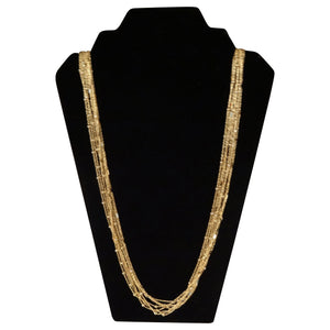 Gold Chains Necklace
