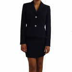 Chi-Wee's Treasure Liz Claiborne Suit: Jacket and Skirt: Size 6