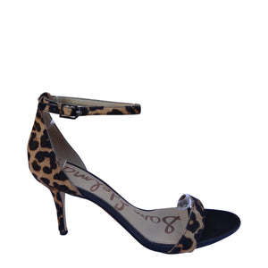 Chi-Wee's Treasure Sam Edelman Leather, Leopard Fur Pumps: Size 8