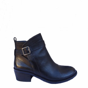 Chi-Wee's Treasure Vince Camuto Low Leather Boots: Size 7