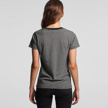 Load image into Gallery viewer, AS Colour - WOMEN'S LINE STRIPE TEE - 4041 T-Shirt Printing Australia