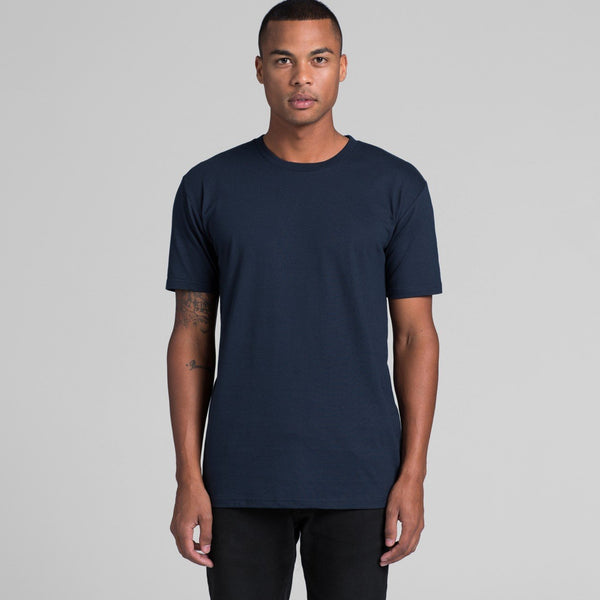 Design your own T-Shirt AS Colour - Mens Staple Tee - 5001 - aussie-shirt-co
