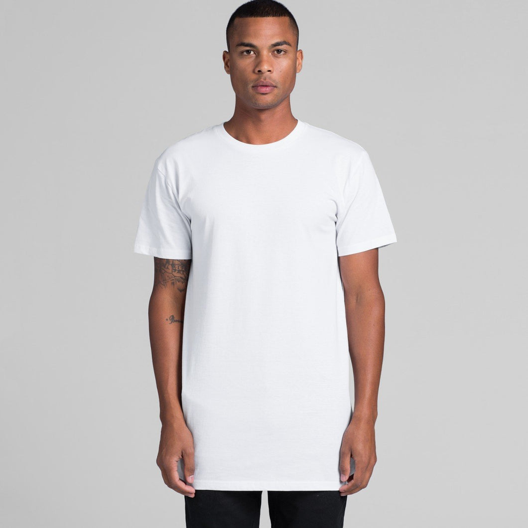 AS Colour - Mens Tall Tee - 5013 T-Shirt Printing Australia