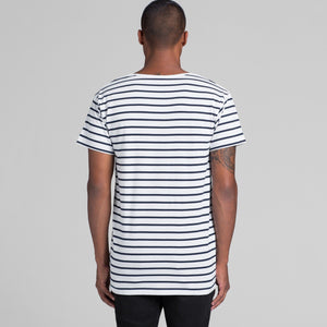 AS Colour - Mens Wire Stripe Tee - 5024 T-Shirt Printing Australia
