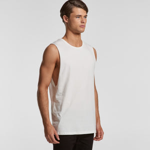 Design Your Own Tank - AS Colour - MENS BARNARD ORGANIC TANK - 5025G