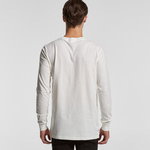Design Your Own -  AS Colour  T-Shirt - Mens Base L/S Tee - 5029