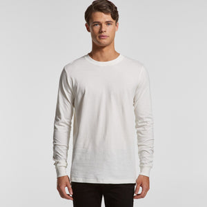 AS Colour - Mens Base Organic L/S Tee - 5029G T-Shirt Printing Australia