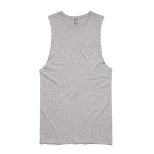 AS Colour - Mens Tall Barnard Tank - 5033 T-Shirt Printing Australia