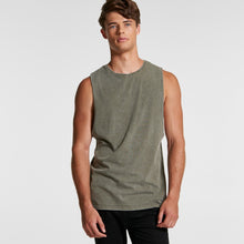 Load image into Gallery viewer, AS Colour - Mens Stone Wash Barnard Tank - 5039 T-Shirt Printing Australia