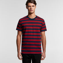 Load image into Gallery viewer, AS Colour - Mens Classic Stripe Tee - 5044 T-Shirt Printing Australia