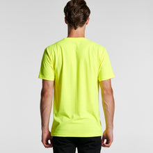 Load image into Gallery viewer, AS Colour MENS BLOCK TEE T-Shirt (SAFETY COLOURS) Blank or Design Your Own