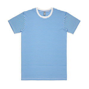 AS Colour - Mens Bowery Stripe Tee - 5060 T-Shirt Printing Australia