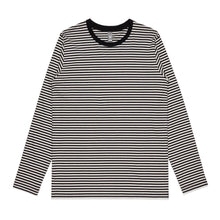 Load image into Gallery viewer, AS Colour - Mens Bowery Stripe L/S Tee - 5061 T-Shirt Printing Australia