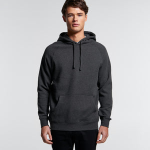 Design Your Own - AS Colour MENS SUPPLY HOOD - Free Back Print - aussie-shirt-co
