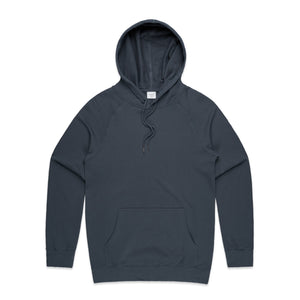Design Your Own Hoodie - AS Colour MENS PREMIUM HOOD  Front and Free Back Print - aussie-shirt-co