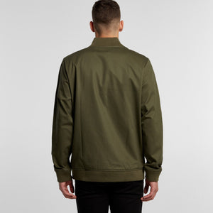 AS Colour MENS BOMBER JACKET - 5506