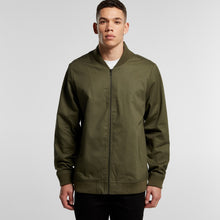 Load image into Gallery viewer, AS Colour MENS BOMBER JACKET - 5506