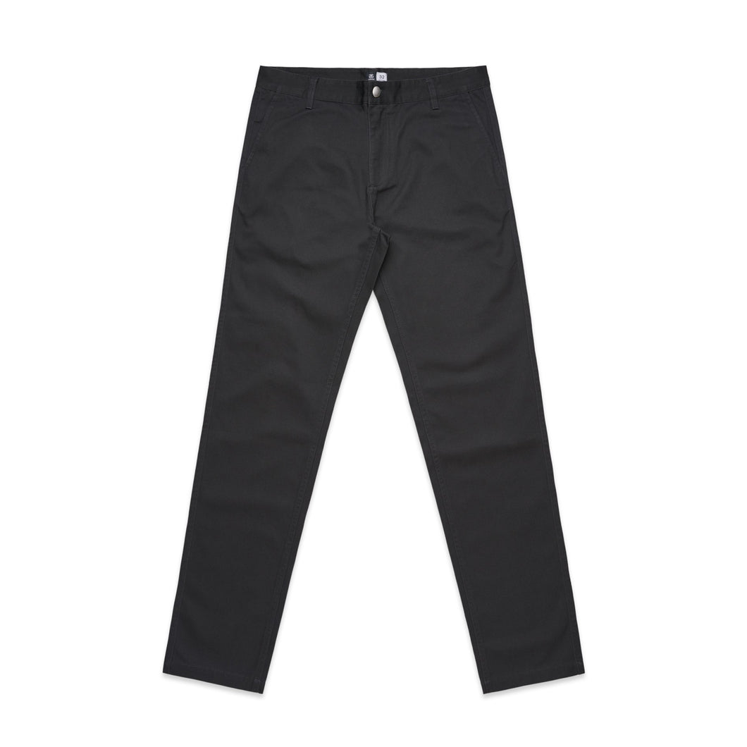 AS COLOUR CHARCOAL PANTS