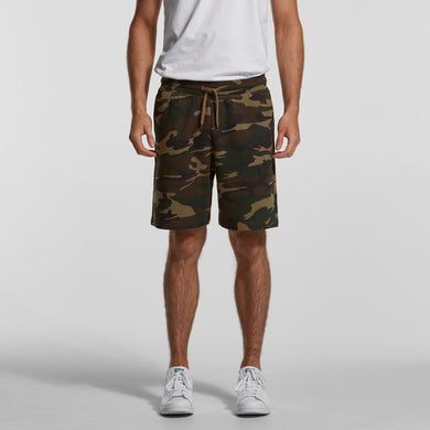 AS Colour MENS STADIUM CAMO SHORTS - 5916C