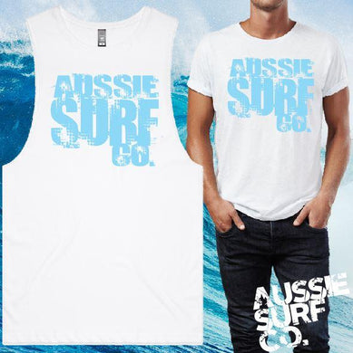 Aussie Surf Co. Tee or Muscle