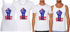 T-Shirt Tank or Cut Sleeve - Aussie Proud - ASC T-Shirts - aussie-shirt-co