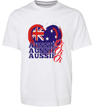 Load image into Gallery viewer, T-Shirt Tank or Cut Sleeve - Aussie Oi Oi Oi - ASC T-Shirt - aussie-shirt-co