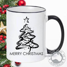 Load image into Gallery viewer, Christmas Coffee Mugs Butt