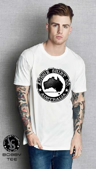 T-Shirt or Tank Top - Aussie Shirt Co Logo - ASC T-Shirts - aussie-shirt-co