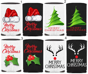 CHRISTMAS COOLERS - 4 STYLES - aussie-shirt-co