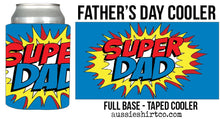 Load image into Gallery viewer, Fathers Day Stubbie Can Coolers - Personalised