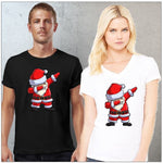 T-Shirt Tank or Cut Sleeve - Original Dabbing Santa - ASC T-Shirts - aussie-shirt-co