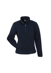 poly fleece health aged care pullovers polyester modern fit female women long sleeve hoodies-fleece