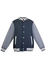 Load image into Gallery viewer, Design Your Own - Ramo Womens Varsity Jacket