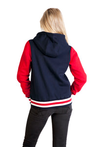 Design Your Own - Ramo Ladies Varsity Jacket & Hood