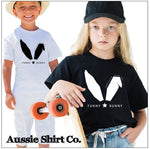 Easter Fun T-Shirt Tank or Cut Sleeve - Funny Bunny Ears - ASC T-shirts - aussie-shirt-co