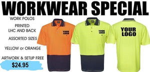 WORKWEAR POLO SHIRTS - aussie-shirt-co