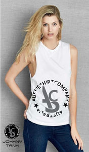 T-Shirt Tank or Cut Sleeve - ASC Low Print - ASC T-Shirts - aussie-shirt-co
