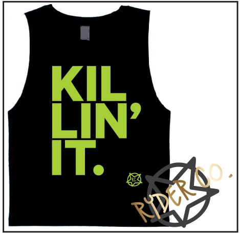 Tank - Killin It - aussie-shirt-co