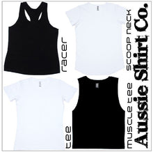 Load image into Gallery viewer, T-Shirt Tank or Cut Sleeve - Australia Day - Splash - ASC T-Shirts - aussie-shirt-co