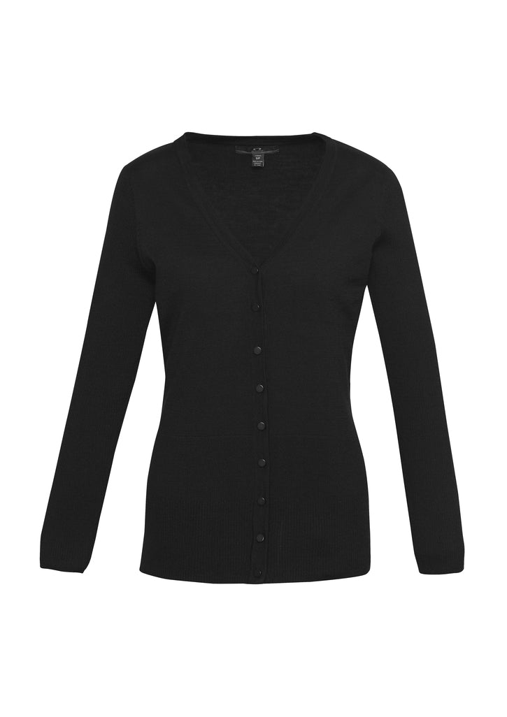 milano anything but boring cardigans health aged care wool blend knitwear business retail uniforms wool acrylic semi fitted female women long sleeve