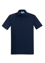 Load image into Gallery viewer, polos byron short sleeve cotton polyester business school education retail uniforms health aged care modern fit