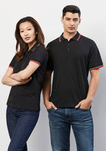 Load image into Gallery viewer, neon 2017 power up cotton hospitality retail uniforms event promotional school education blends polos polyester slim fit male short sleeve