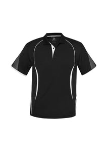 MENS RAZOR POLO   P405MS