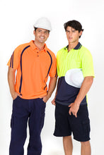 Load image into Gallery viewer, RAMO - Hi Vis Polo - PS101S- LHC Logo & Back Print - aussie-shirt-co