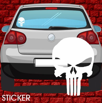 Q Anon WWG1WGA QAnon Sticker - Punisher