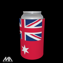 Load image into Gallery viewer, Stubbie / Can Cooler - Red Ensign Flag - The Peoples Flag